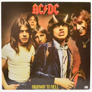 Highway To Hell, 1979