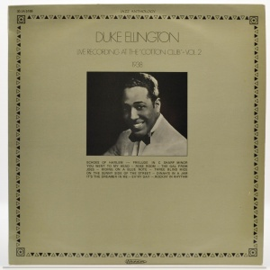 Live Recording At The Cotton Club - Vol. 2, 1976