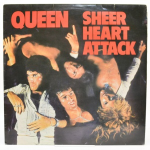 Sheer Heart Attack (UK), 1974
