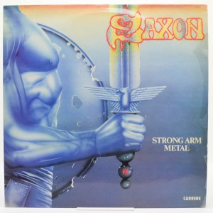 Strong Arm Metal, 1984