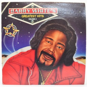 Barry White's Greatest Hits Volume 2, 1981