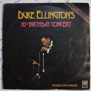 Duke Ellington's 70th Birthday Concert (2LP), 1970