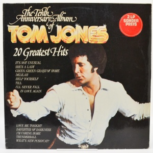 The Great Tom Jones, 1968