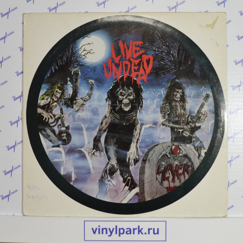 Live Undead, 1985