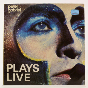 Plays Live (2LP), 1987