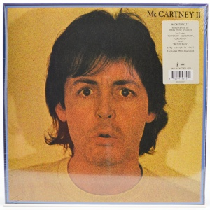 McCartney II, 1980