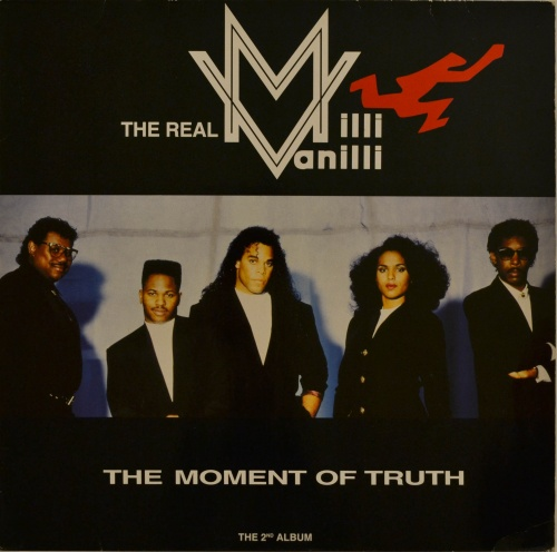 The Moment Of Truth - The 2nd Album, 1991