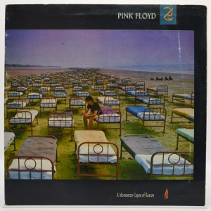A Momentary Lapse Of Reason, 1987