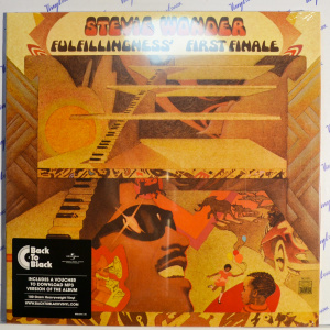 Fulfillingness' First Finale, 1974
