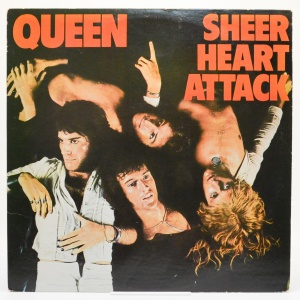 Sheer Heart Attack (USA), 1974