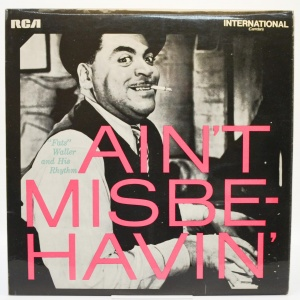 Ain't Misbehavin' (UK), 1957