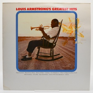 Louis Armstrong's Greatest Hits, 1972