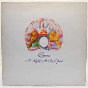 A Night At The Opera (1-st, UK), 1975