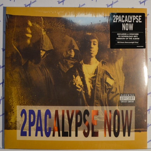 2Pacalypse Now (2LP), 1991