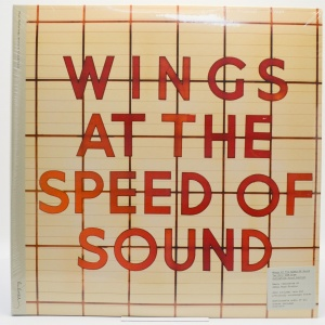 Wings At The Speed Of Sound (LP+Single), 1976