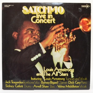 Satchmo Live In Concert (2LP), 1951