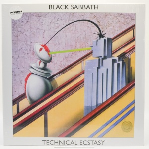 Technical Ecstasy (LP+CD), 1976