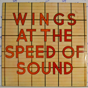 Wings At The Speed Of Sound, 1976