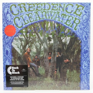 Creedence Clearwater Revival, 1968