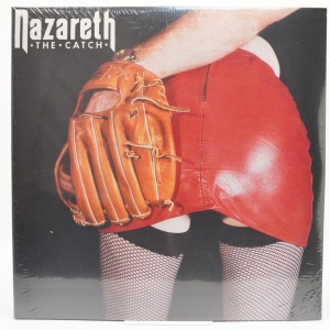 The Catch (LP+Single, UK), 1984