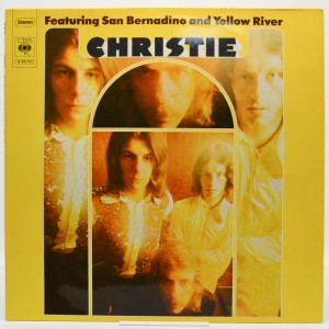 "Christie Featuring ""San Bernadino"" And ""Yellow River"", 1970"