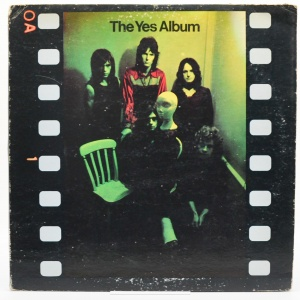The Yes Album, 1971