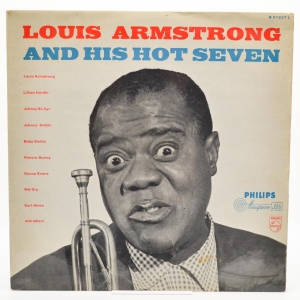 Louis Armstrong And His Hot Seven, 1956