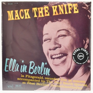 Mack The Knife — The Complete Ella In Berlin, 1960