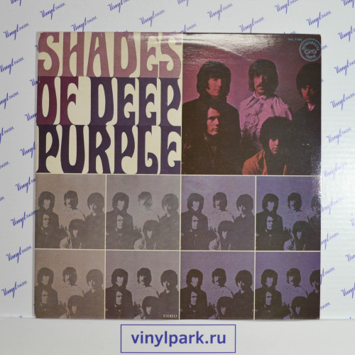 Shades Of Deep Purple, 1968