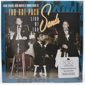 The Rat Pack Live At The Sands (2LP), 2014
