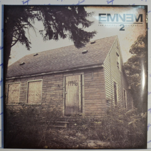 The Marshall Mathers LP 2 (2LP), 2013