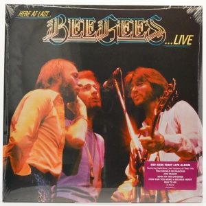 Here At Last - Bee Gees Live (2LP), 1977