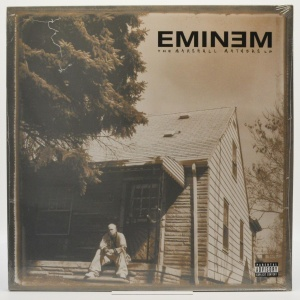 The Marshall Mathers LP (2LP), 2000