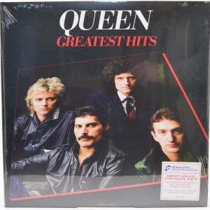 Greatest Hits (2LP), 1981
