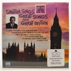 Sinatra Sings Great Songs From Great Britain, 1962