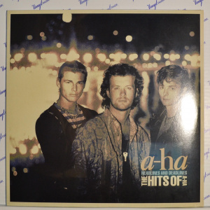 Headlines And Deadlines - The Hits Of A-Ha, 1991
