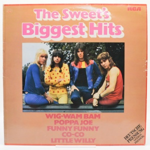 The Sweet's Biggest Hits, 1972