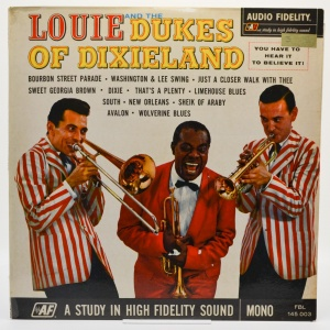Louie And The Dukes Of Dixieland, 1960