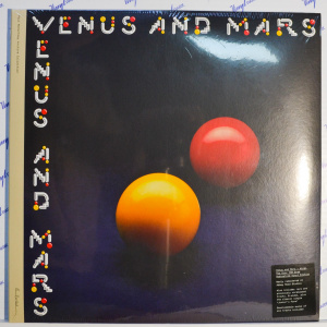 Venus And Mars (2LP), 1975