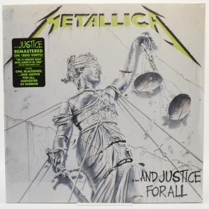 ...And Justice For All (2LP), 1988