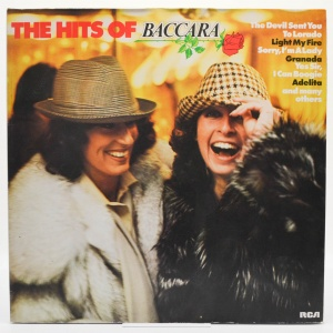 The Hits Of Baccara, 1978