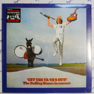 Get Yer Ya-Ya's Out! - The Rolling Stones In Concert, 1970