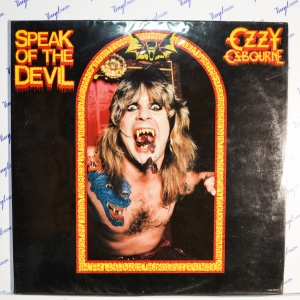 Speak Of The Devil (2LP), 1982