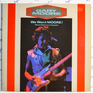 We Want Moore!, 1984