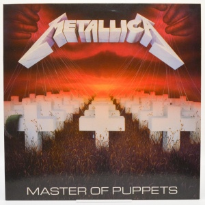 Master Of Puppets, 1986