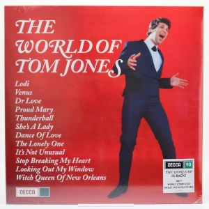 The World Of Tom Jones, 1976