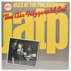 Jazz At The Philharmonic: The Ella Fitzgerald Set (2LP), 1983