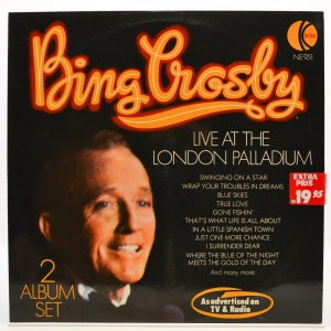 Live At The London Palladium (2LP), 1976