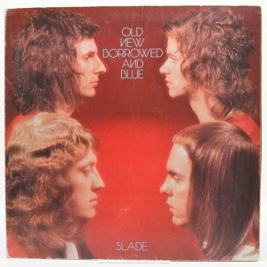 Old New Borrowed And Blue (UK), 1974