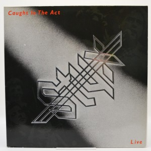 Caught In The Act Live (2LP), 1984